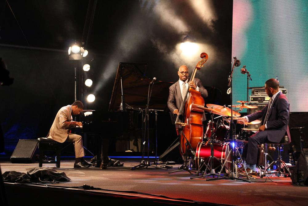Christian McBride, a talent in Funchal Jazz 2015