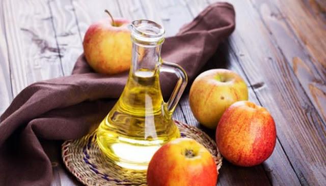 Enam Manfaaf Konsumsi Cuka Sari Apel Secara Rutin Untuk Kesehatan