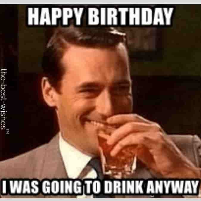 john hamm drink funny birthday wishes