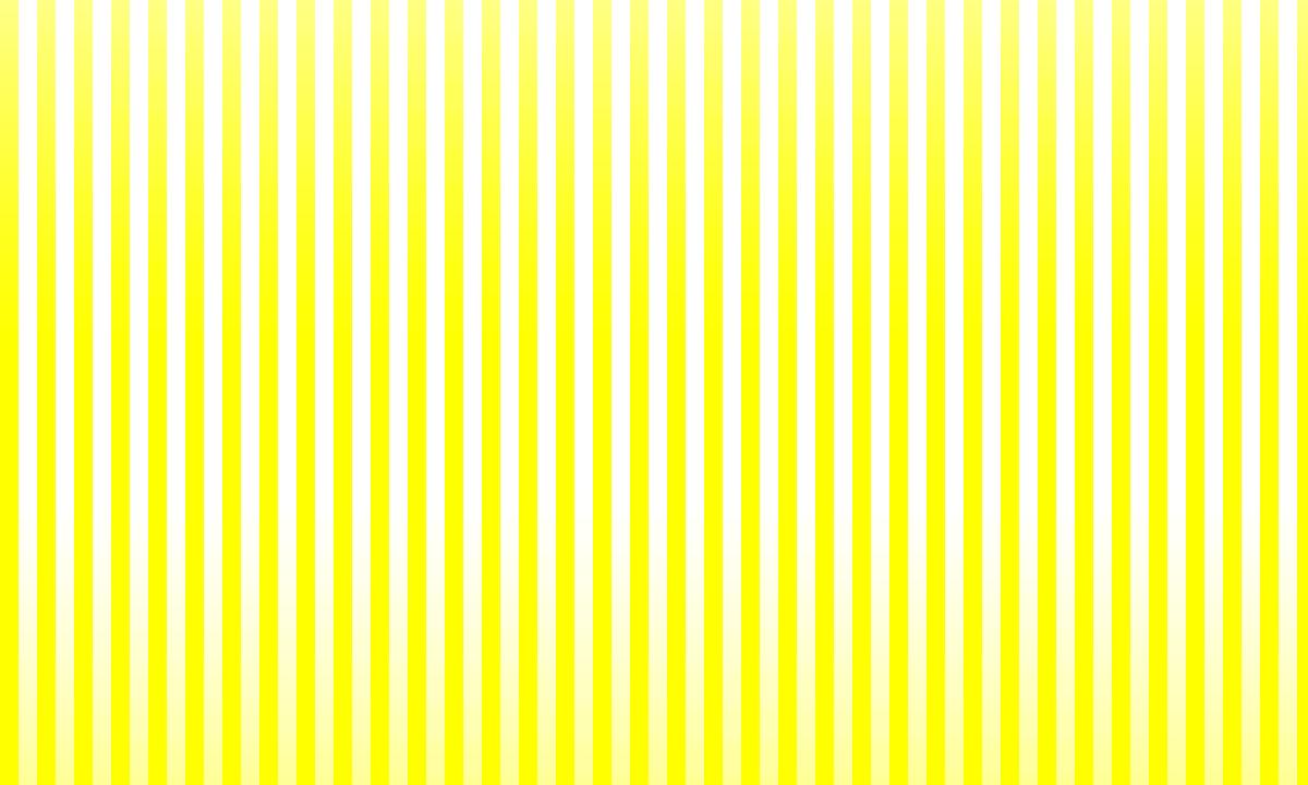 Yellow Stripe Wallpaper