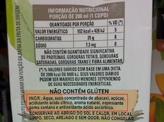 fique de olho no rótulo dos alimentos e evite doenças