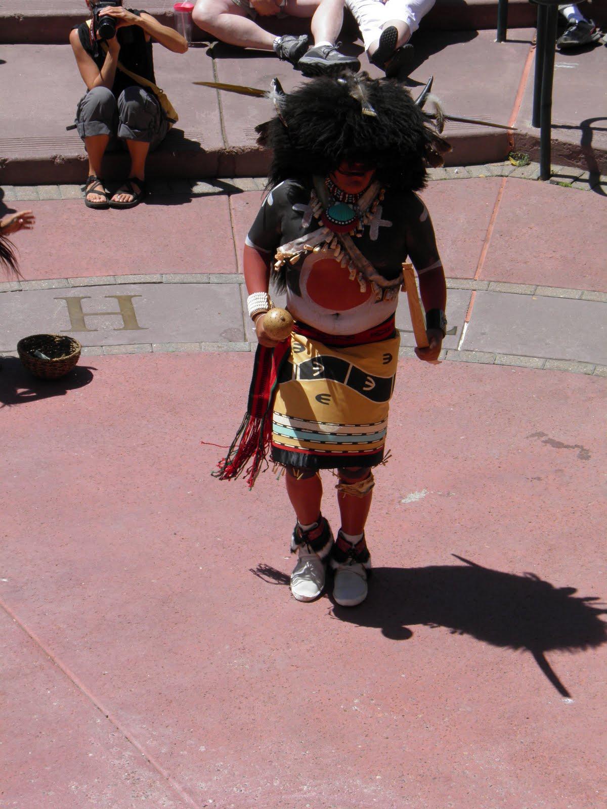 walking flagstaff: Hopi Buffalo Dance Niuvatukya'ovi Sinom ...
