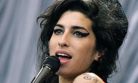 Army Winehouse, uma diva de alma perturbada