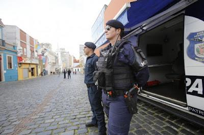 Greca lança operação da Guarda Municipal de Curitiba (PR) para evitar cracolândia
