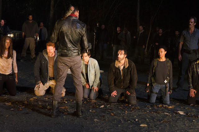 Por fin sale SPOILER relacionado con el final de temporada de The Walking Dead 1