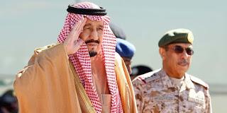Saudi Cegat Rudal Syiah Houthi Mengarah ke Makkah