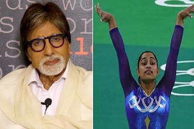 #instamag-congratulations-dipa-karmakar-says-amitabh-bachchan