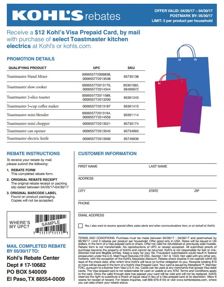 Coupons And Freebies Toastmaster Kitchen Appliances 2 44