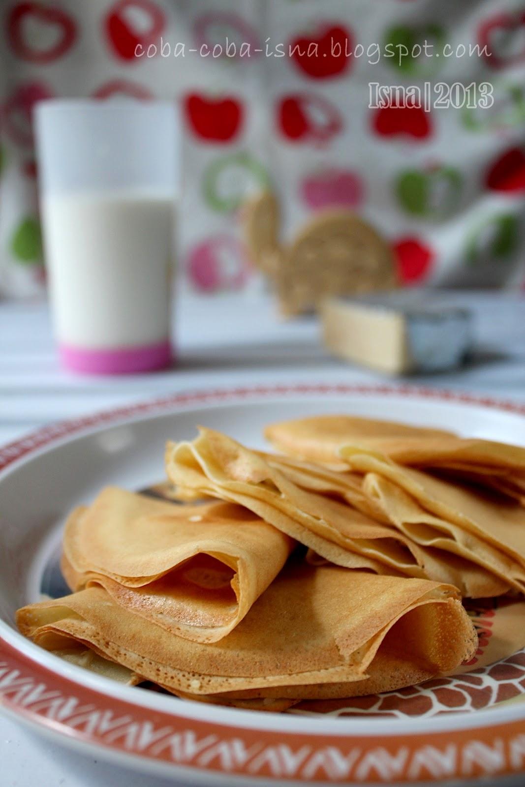 Cara Membuat Crepes Dengan Teflon : membuat, crepes, dengan, teflon, Coba-Coba, Yuk.....:, CREPES, STRAWBERRY