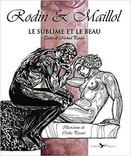 Rodin Et Maillol, Le Sublime Et Le Beau PDF