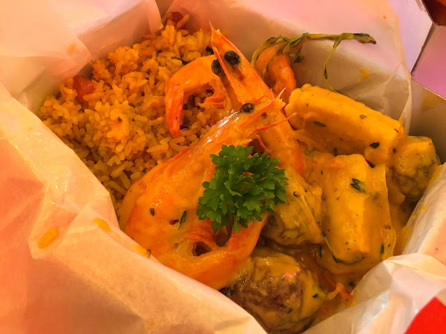PasarBella (Suntec City): Cajun on Wheels