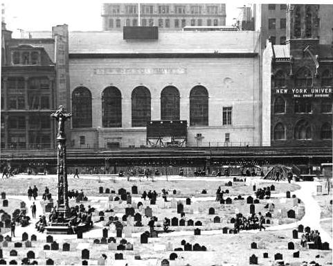 Daytonian in Manhattan: The New York Curb Market Building