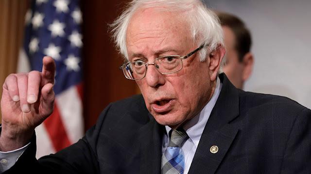 Bernie Sanders anuncia su candidatura presidencial para el 2020