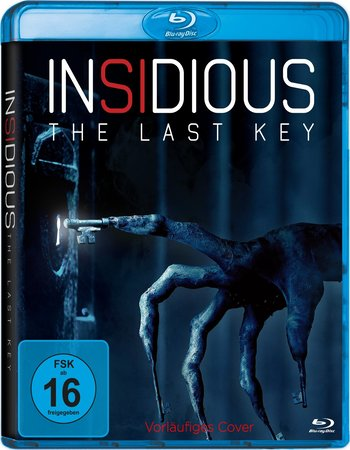 Insidious The Last Key (2018) Dual Audio Hindi ORG 720p BluRay