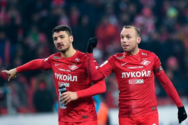 Боккетти: игроки «Спартака» поддерживают Глушакова, он наш друг и капитан