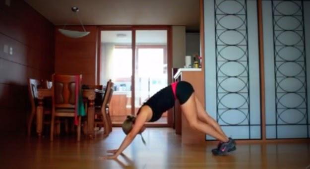Como ponerse en forma en un mes