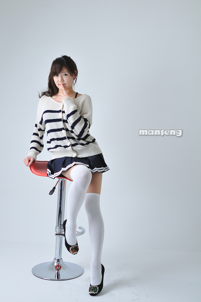 Xxx Nude Girls Sweater School Girl Han Ga Eun-1015
