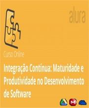 Curso Integração Continua Maturidade e Produtividade no Desenvolvimento de Software - Alura