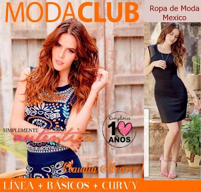 moda club catalogo de otoño 2016
