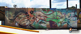spot de arte urbano