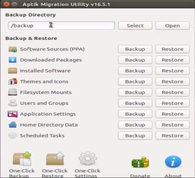 Gerencie suas PPA's via interface gráfica com o Aptik no Ubuntu, LinuxMint!