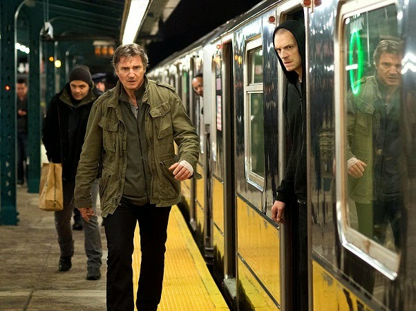Liam John Neeson in 'Run All Night'