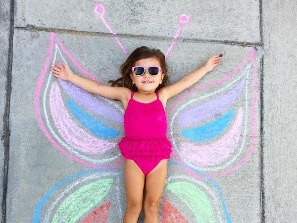 Our Chalk World