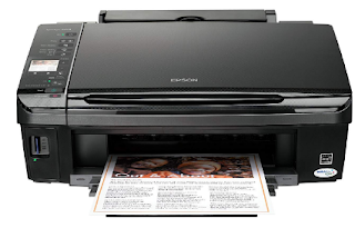 Epson SX218 Stylus Printer Driver Downloads