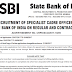 SBI Specialist Officers recruitment official Notification 2017 in PDF