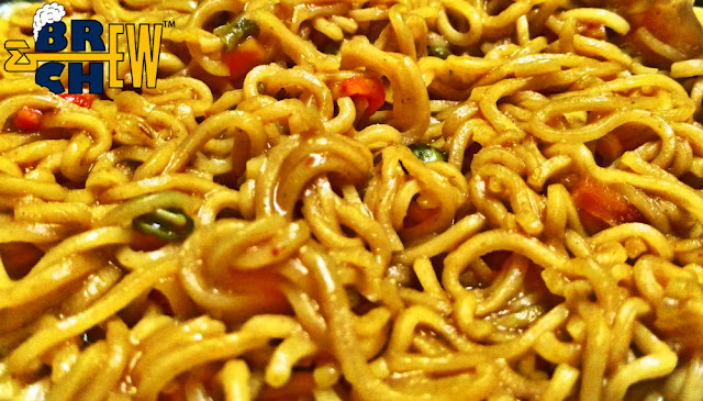 Patanjali Atta Noodles Review | Cooked Noodles