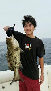 Dylan - Panacea Fishing
