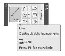 The Line Command