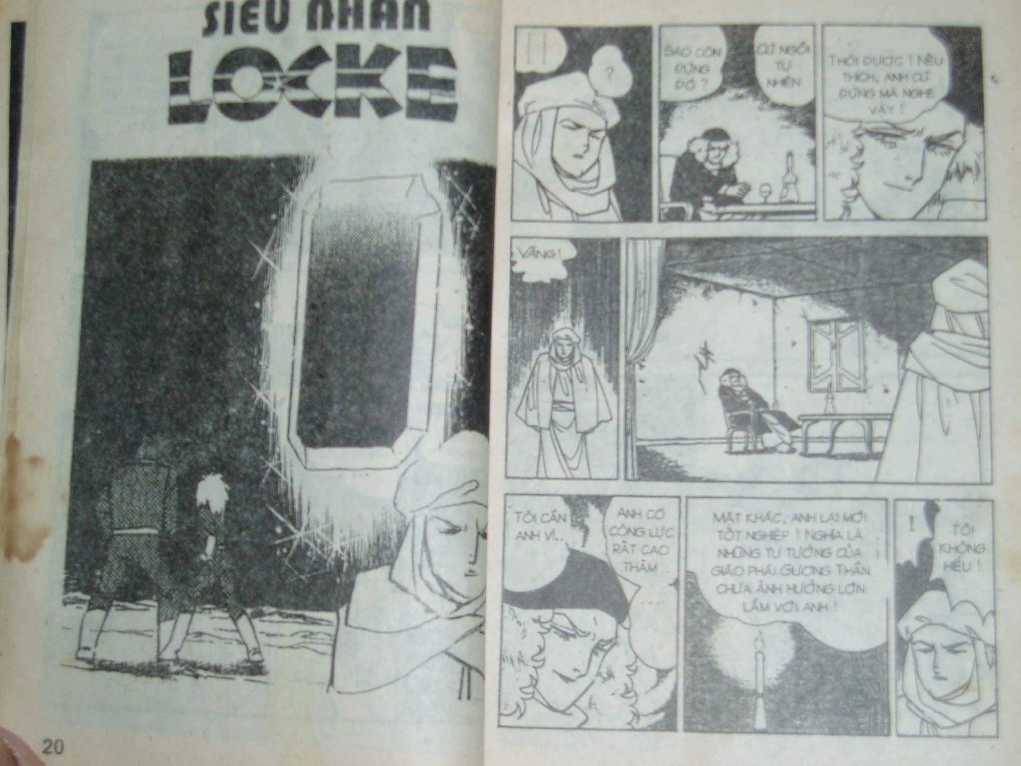 Siêu nhân Locke vol 17 trang 9