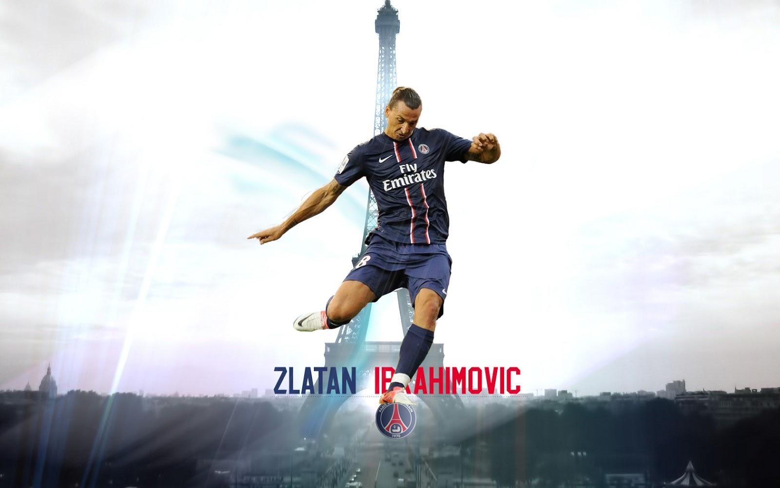 Zlatan Ibrahimovic New HD Wallpapers 2013-