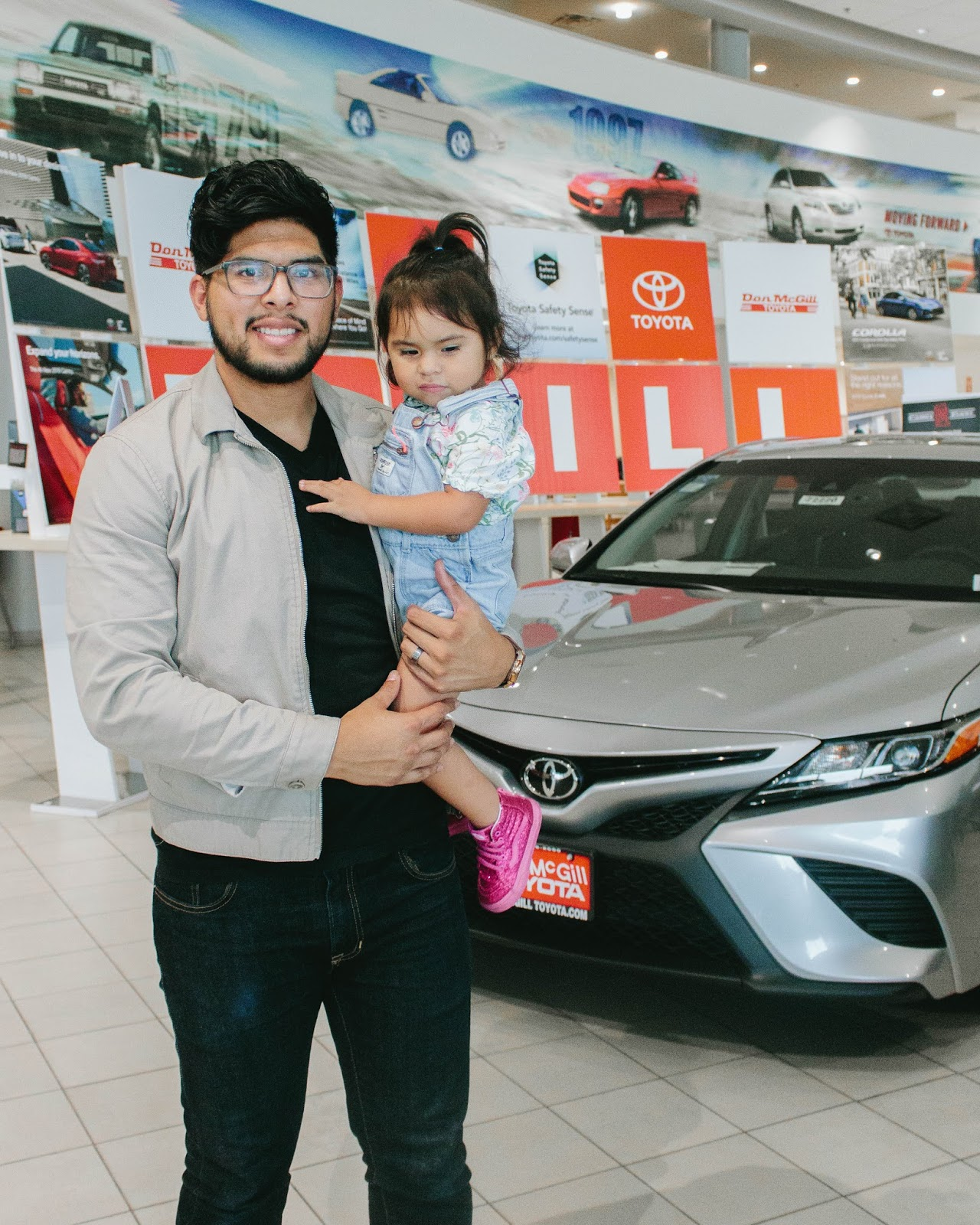 car seat challenge at don mcgill toyota houston ready for the