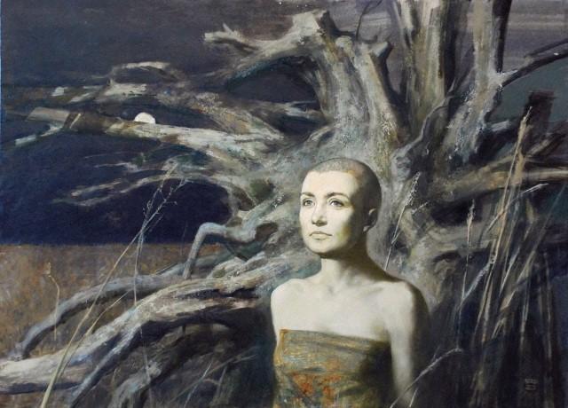 Мелодия в живописи. Елена Прудникова 25