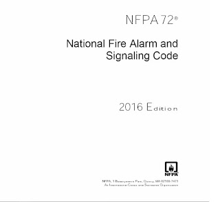 NFPA 72 , 2016