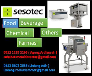 metal detectcor untuk industri