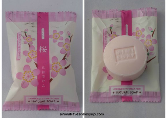 sakura soap japon