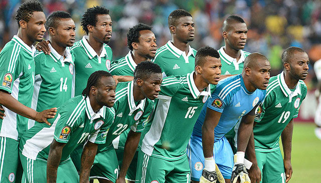 Nigeria moves 4 slots up in FIFA rankings