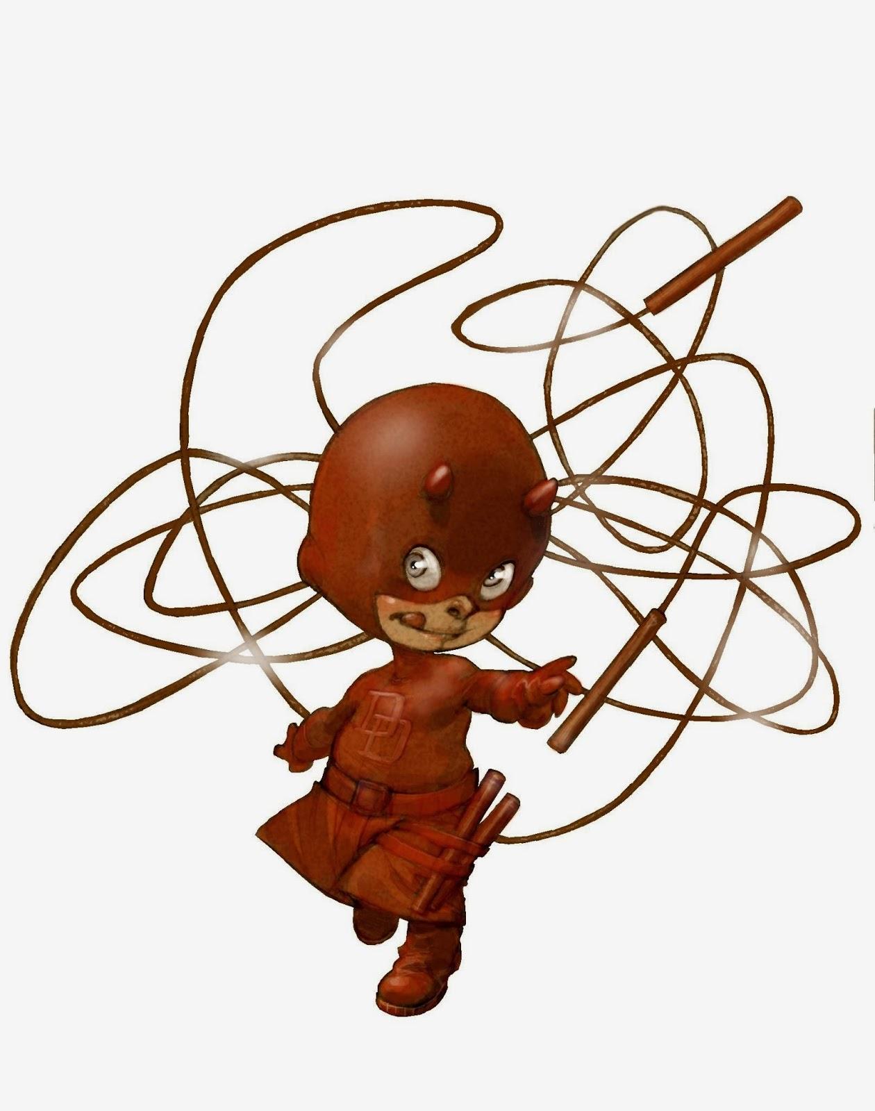Little Heroes World by Alberto Varanda