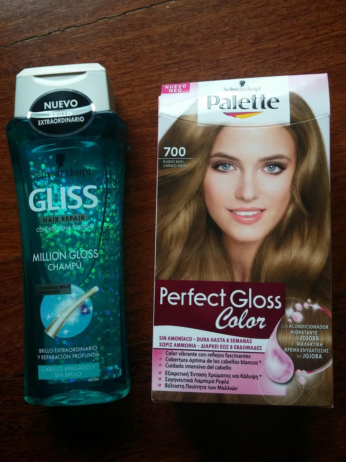 El baúl De Yohanna  Palette Perfect Gloss Color 6ab7f4405785