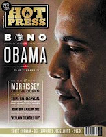 Bono on Obama en Hot Press
