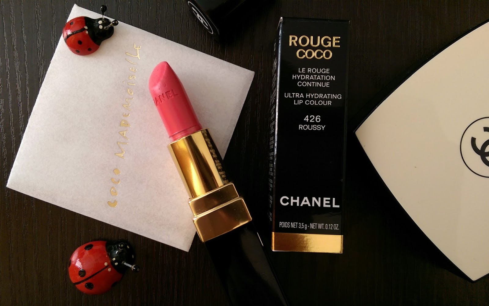Aesthetic Tips Помадные Страсти Chanel Rouge Coco Ultra -4196