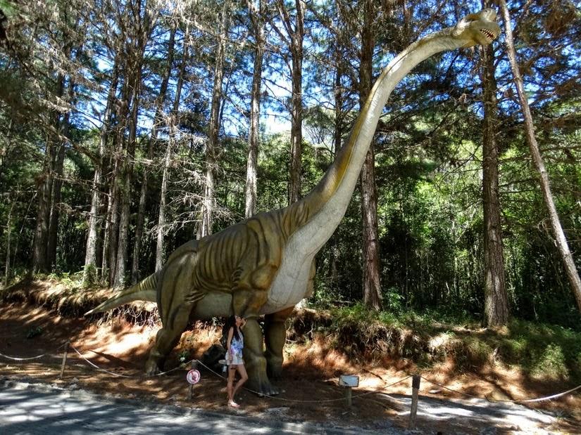 Vale dos Dinossauros - Canela - RS