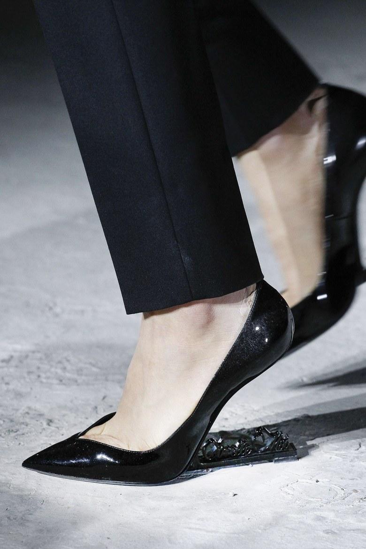 Saint Laurent No Heels Shoes - AW17