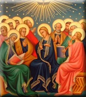 Resultado de imagem para pentecostes icone