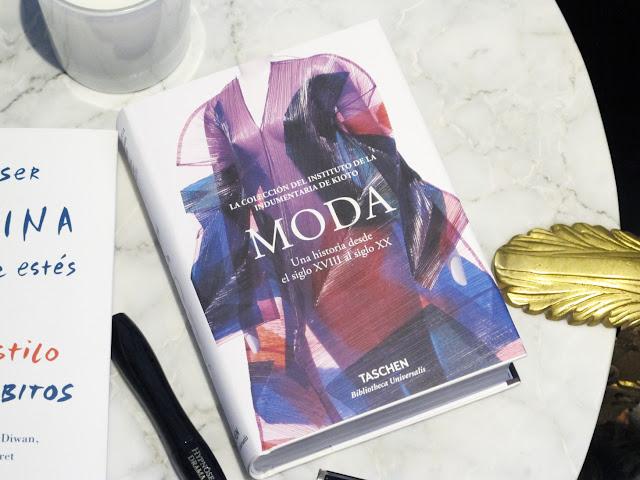 'Moda. Una historia desde el siglo XVIII al siglo XX'