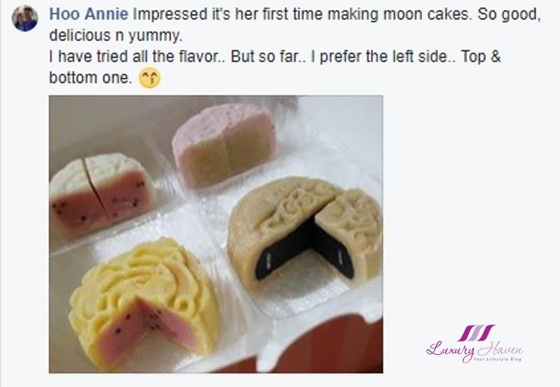 luxury haven snowskin mooncake making class