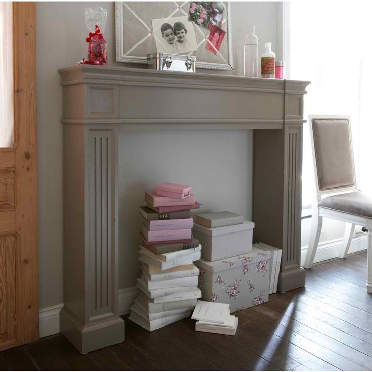 inspiration d cor de chemin e le monde de elle 39 g. Black Bedroom Furniture Sets. Home Design Ideas